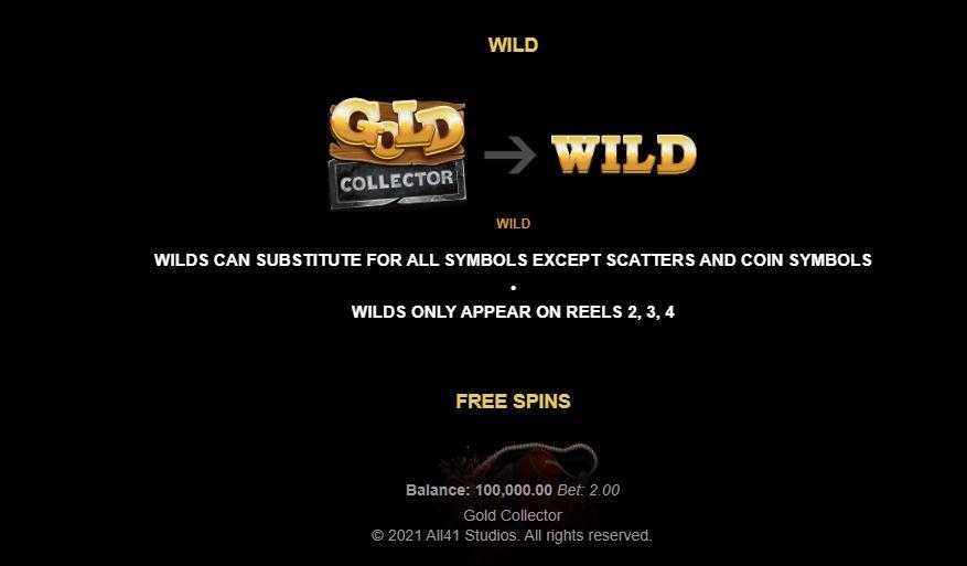 Игровой автомат Gold Collector