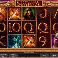 Игра Almighty Sparta