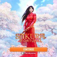 Игра Sakura Fortune