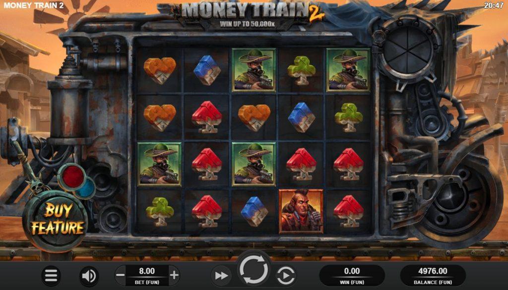 Слот Money Train 2