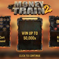 Обзор слота Money Train 2