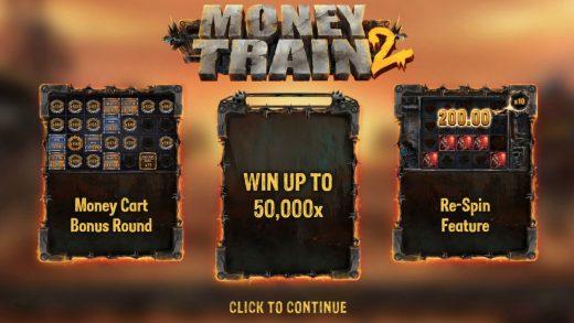 Обзор слота Money Train 2