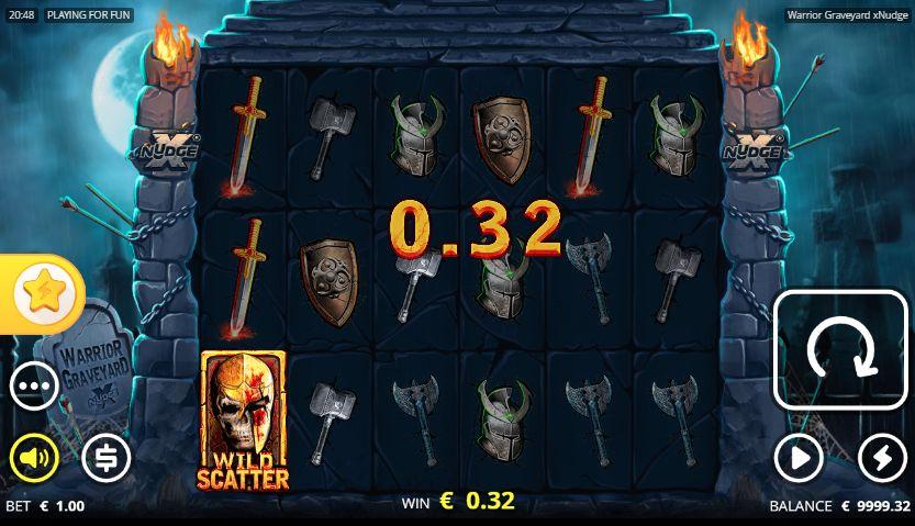 Игровой автомат Warrior Graveyard