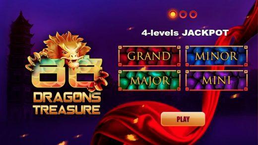 Обзор игрового автомата 88 Dragons Treasure