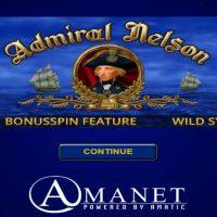 Обзор Admiral Nelson