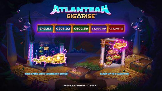 Обзор Atlantean Gigarise