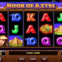 Обзор Book Of Aztec