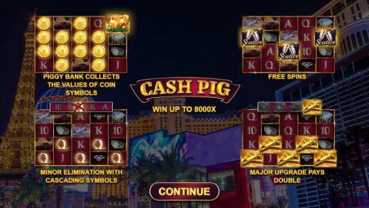 Обзор Cash Pig