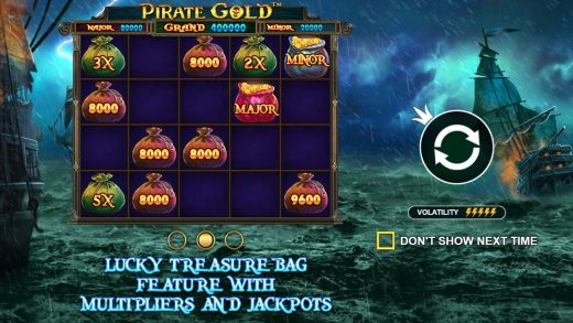 Обзор Pirate Gold