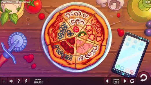 Обзор Pizza Time