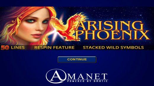Обзор Arising Phoenix