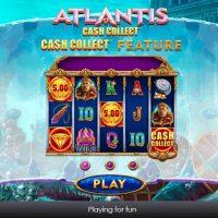Обзор слота Atlantis Cash Collect