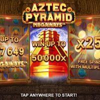Обзор Aztec Pyramid Megaways