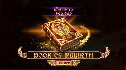 Обзор Book Of Rebirth