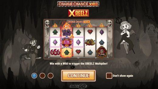 Обзор Charlie Chance XReelz