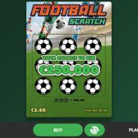 Обзор Football Scratch (Hacksaw Gaming)