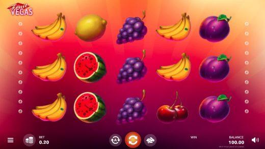 Обзор Fruit Vegas