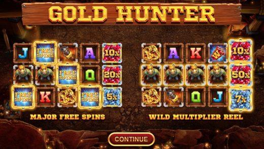 Обзор Gold Hunter