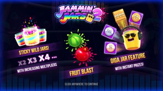 Обзор Jammin Jars 2