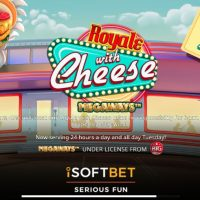 Обзор Royale with Cheese Megaways