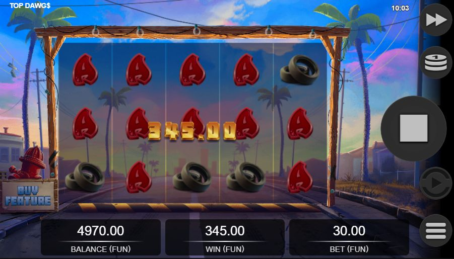 Скриншот выигрыша в 345 евро