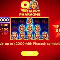 Обзор 9 Happy Pharaohs