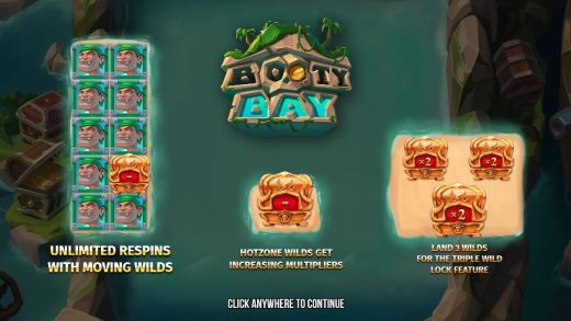 Обзор Booty Bay