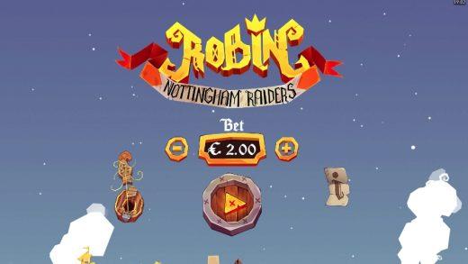 Обзор Robin Nottingham Raiders