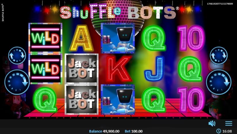 Внешний вид игрового автомата