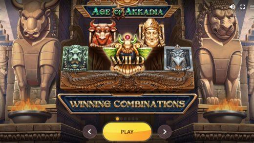 Обзор Age of Akkadia