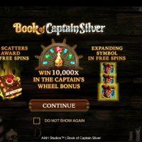 Обзор Book of Captain Silver