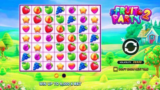 Обзор Fruit Party 2