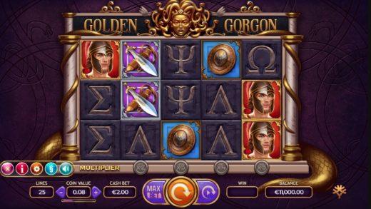 Обзор Golden Gorgon
