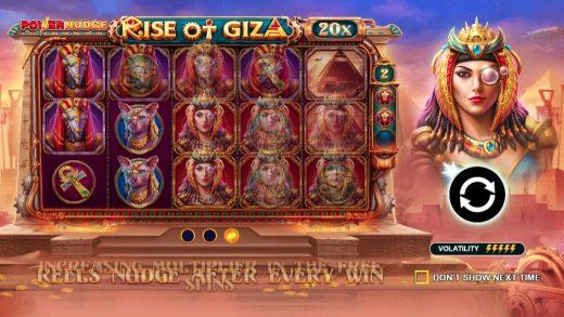 Обзор Rise of Giza PowerNudge