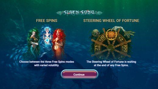 Обзор Siren Song