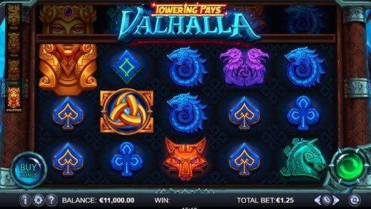 Обзор Towering Pays Valhalla