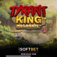 Обзор Tyrant King Megaways