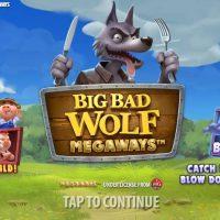 Обзор Big Bad Wolf Megaways