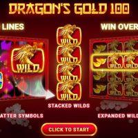 Обзор Dragon's Gold 100