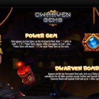 Обзор Dwarven Gems Megaways