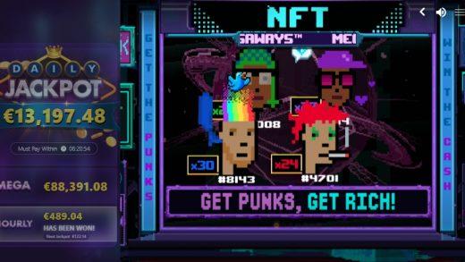 Обзор NFT Megaways