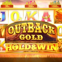 Обзор Outback Gold Hold and Win