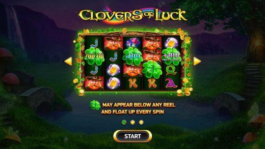 Обзор Clovers of Luck