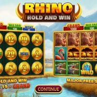 Обзор Rhino Hold and Win